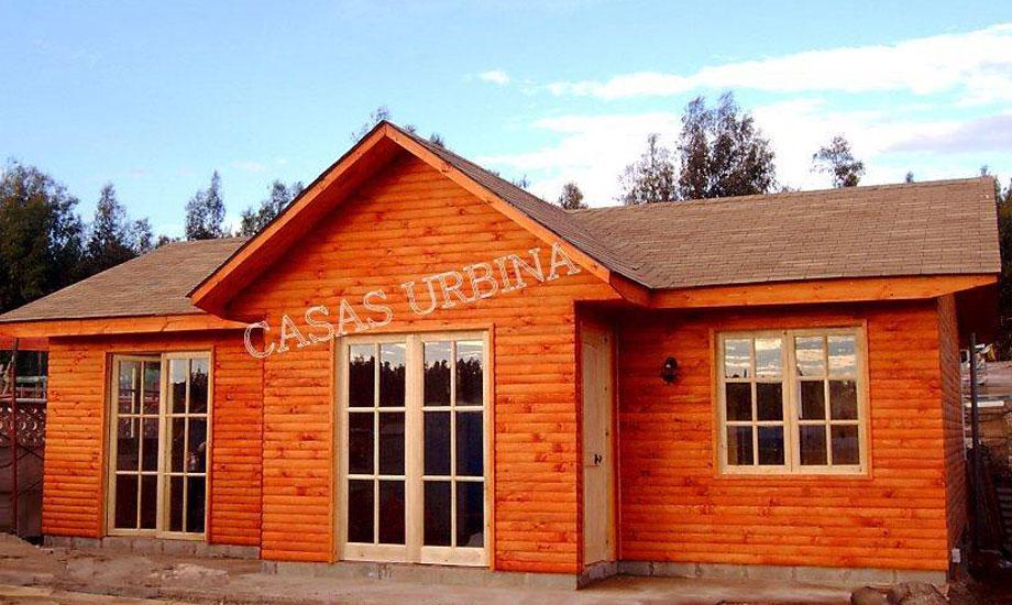 Casas prefabricadas en chile casas de madera - Casas de madera modelos ...